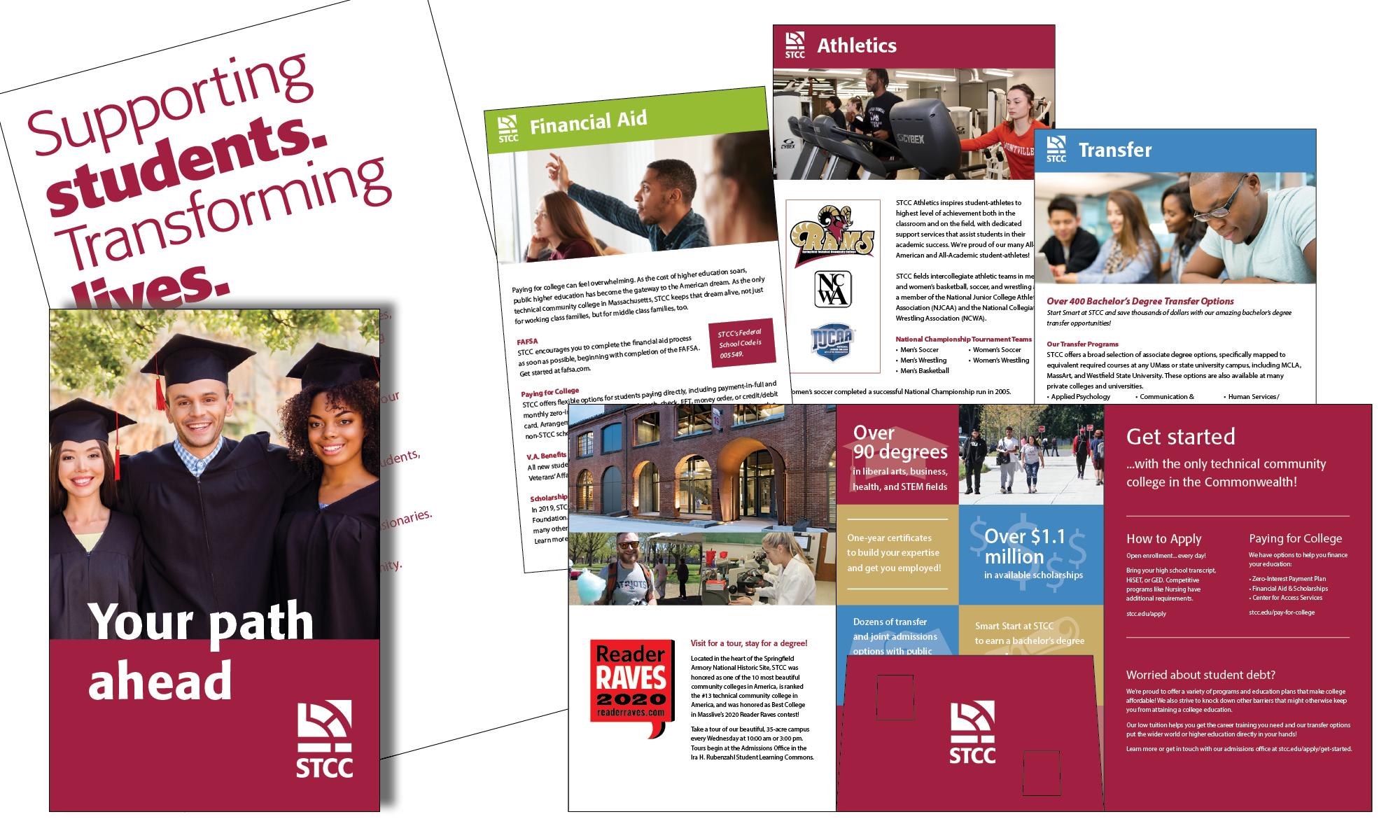 STCC Admissions brochure