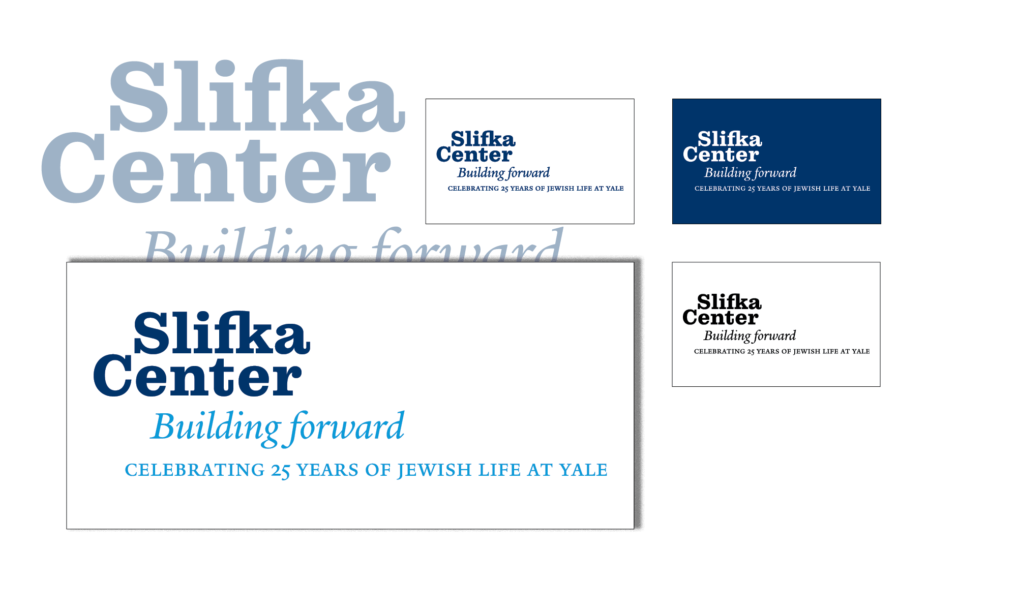 Slifka Center campaign logo